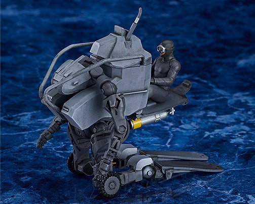 MODEROID40: 1/35 Submersible EXOFRAME