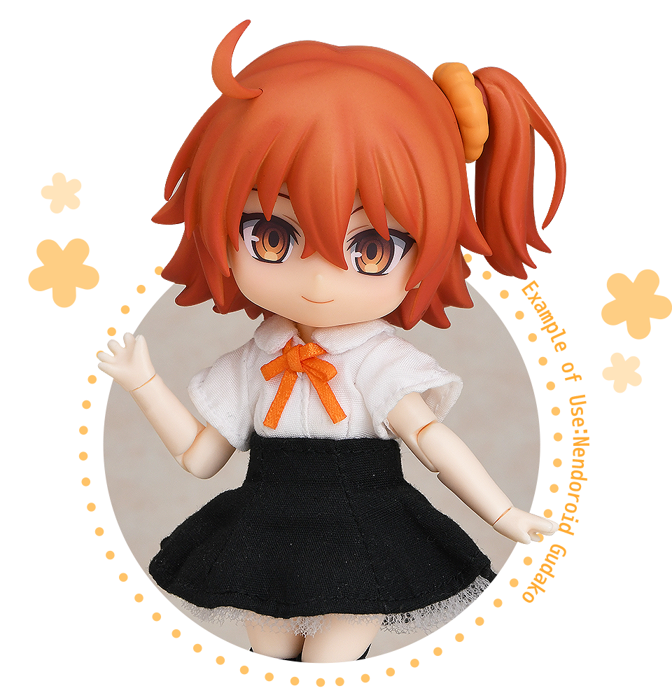 Example of Use: Nendoroid Gudako