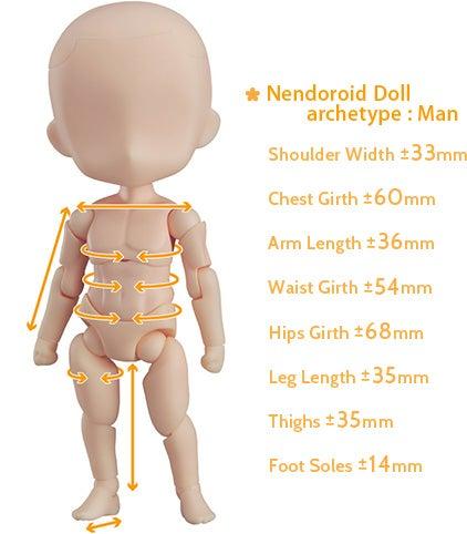 Nendoroid Doll archetype:man