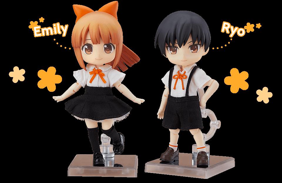 Emily / Ryo
