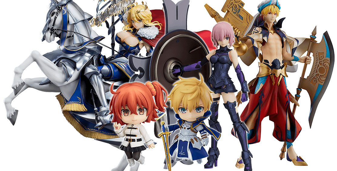 Fate/Grand Order Figures | Good Smile Company
