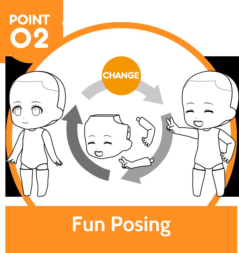 Fun Posing